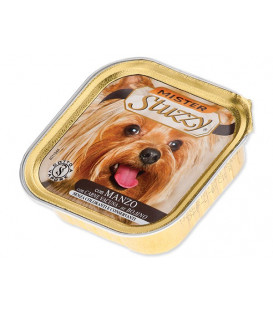 Vanička MISTER STUZZY Dog hovězí 150g