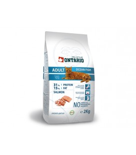 ONTARIO Cat Adult Ocean Fish 2kg