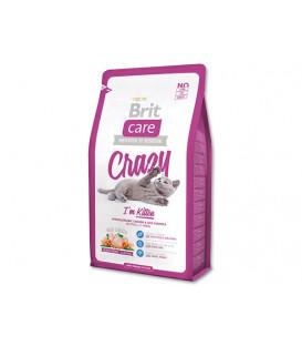 BRIT Care Cat Crazy I`m Kitten 7kg