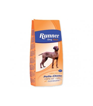 Krmivo RUNNER Adult Chicken 15kg