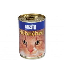 Konzerva BOZITA Cat kuřecí 410g