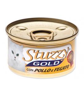 Konzerva STUZZY Cat Gold kuřecí 85g