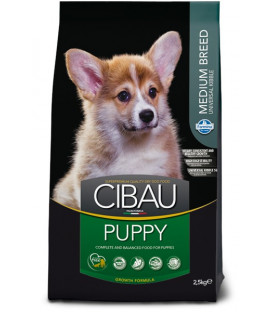 Cibau Puppy Medium 2,5 kg