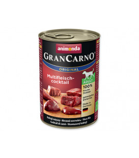 Konzerva ANIMONDA Gran Carno masová směs 400g