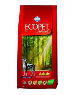 Farmina MO P ECOPET dog adult maxi 12 + 2 kg