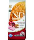 Farmina N&D dog LG Senior medium&maxi chicken&pomegranate 12 kg