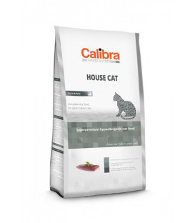 Calibra Cat EN Housecat Duck & Rice 2 kg
