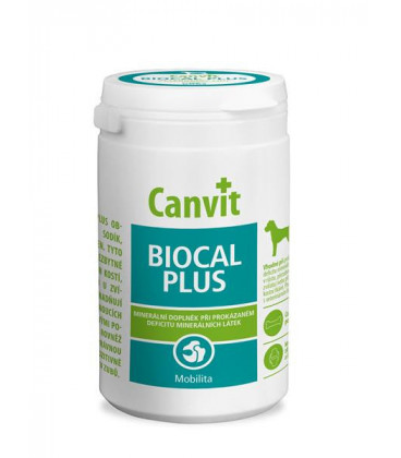 Canvit Biocal Plus 1000 tbl. 1000 g