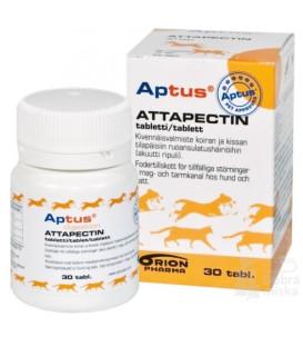 Aptus ATTAPECTIN tablety - Žaludek a střeva 30 TBL