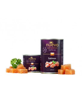 NUEVO konzerva cat Adult Salmon 400 g