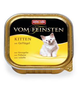 Animonda Vom Feinsten cat Kitten hydina 100 g
